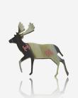 Pin Brooch/鹿モチーフココマーク