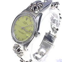 クロムハーツ 腕時計の買取相場