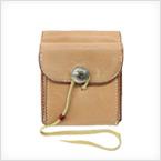 サドルレザー<br>二つ折り財布