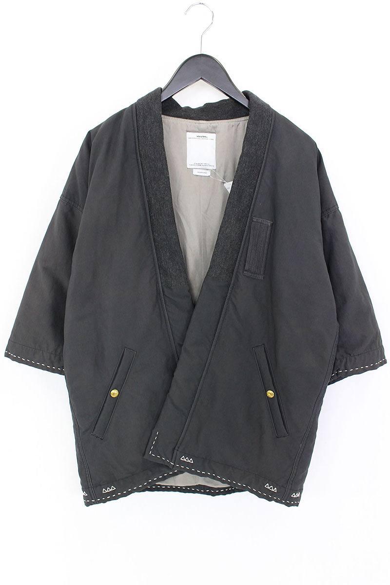 ビズビム VISVIM SANJURO KIMONO DOWN JKT 0115205013007 製品天然染料加工ダウンジャケット