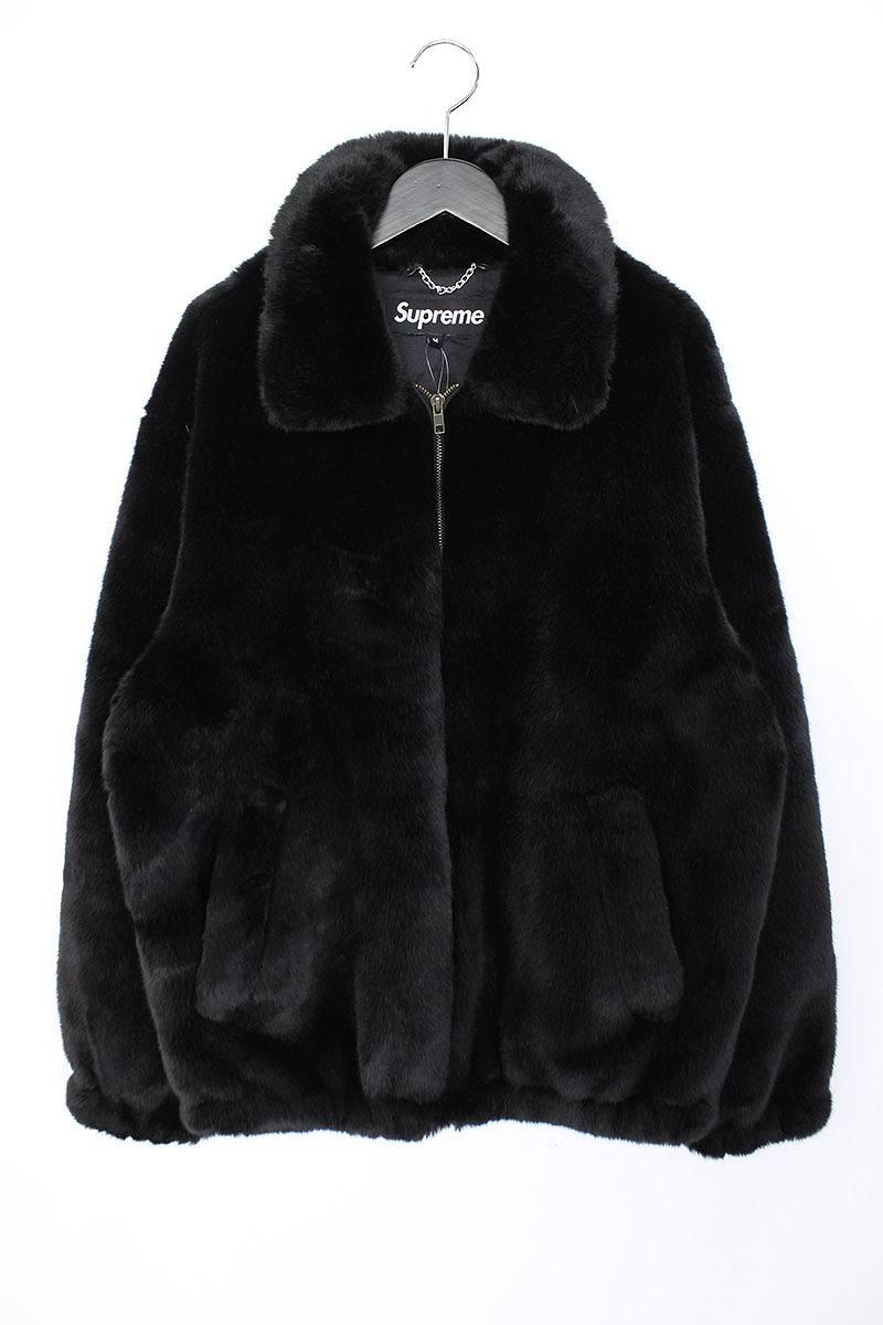 シュプリーム SUPREME Faux Fur Bomber Jacket フェイクファーボンバージャケット
