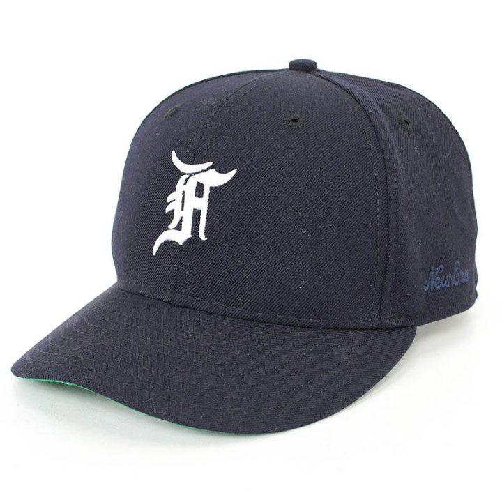 フィアオブゴッド FEAR OF GOD Fifth Collection/NEW ERA FITTED CAP the5950 ロゴ刺繍ベースボールキャップ