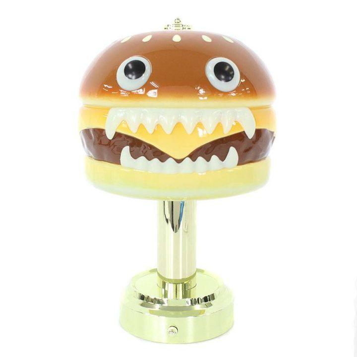 アンダーカバー UNDERCOVER TOY HAMBURGER LAMP ×MEDICOMハンバーガーランプ