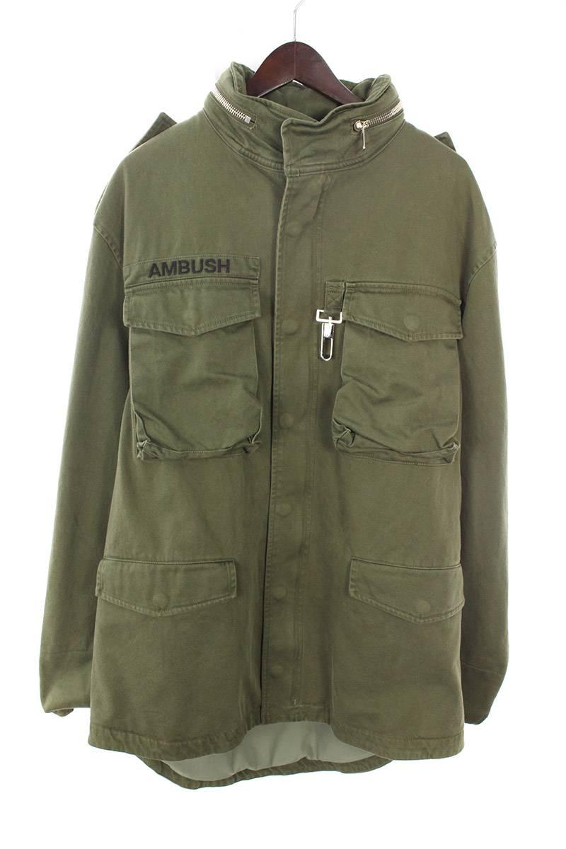 アンブッシュ AMBUSH AMBOT-102 M-65ミリタリージャケット