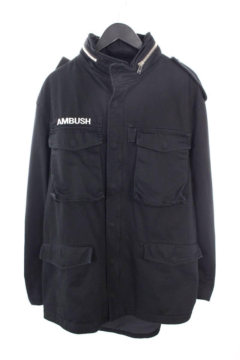 アンブッシュ AMBUSH AMBOT-102 M-65ジップアップミリタリージャケット