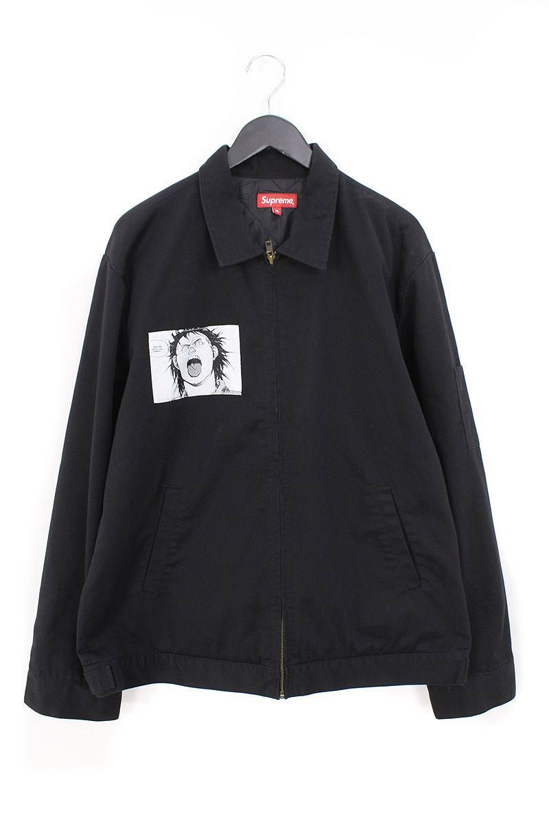 シュプリーム SUPREME Work Jacket ×AKIRAワークジャケット