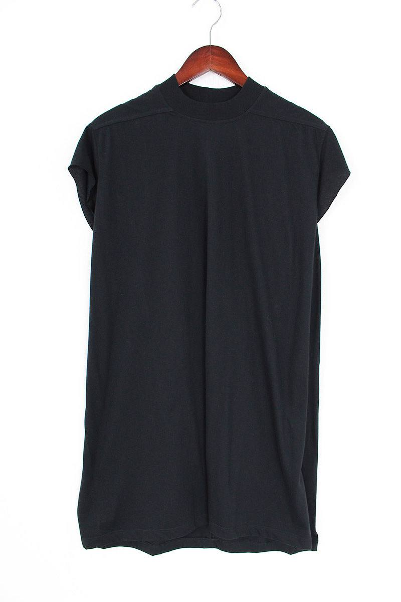 リックオウエンス Rick Owens SL LUPETTO 【RU18S5289-JA】カットオフスリーブTシャツ