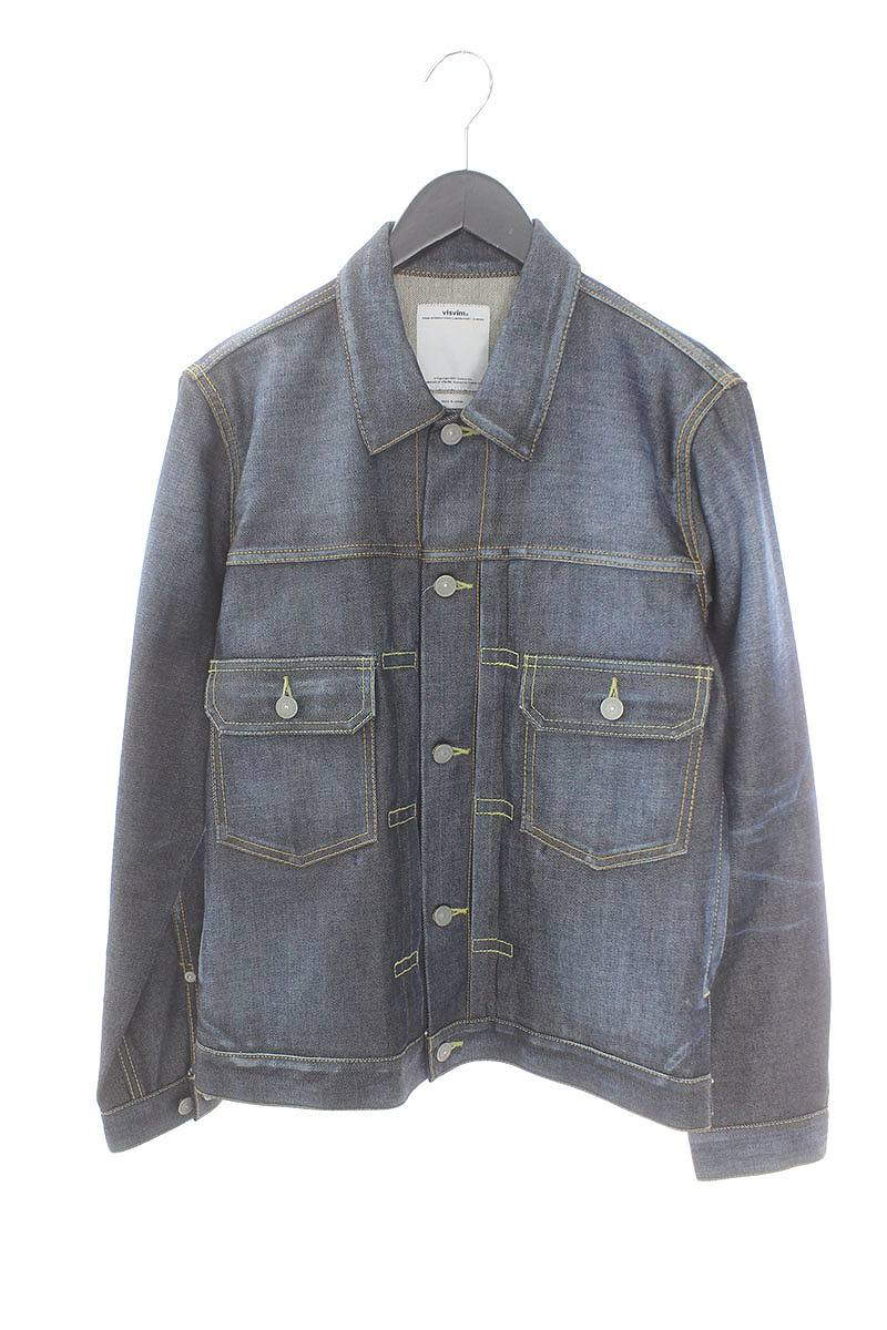 ビズビム VISVIM 0114305006003 SS 101 JKT NON-WASHED *F.I.L. EXCLUSIVE デニムジャケット