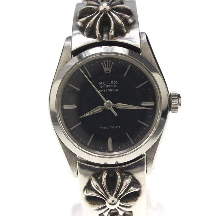 クロムハーツ Chrome Hearts マルチIリンクブレスレット 腕時計