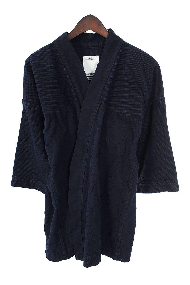 ビズビム VISVIM SANJURO JKT 着物ジャケット