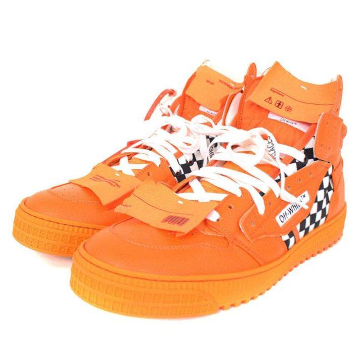 オフホワイト OFF-WHITE 3.0 Sneaker OMIA065E18A420011900 3.0スニーカー