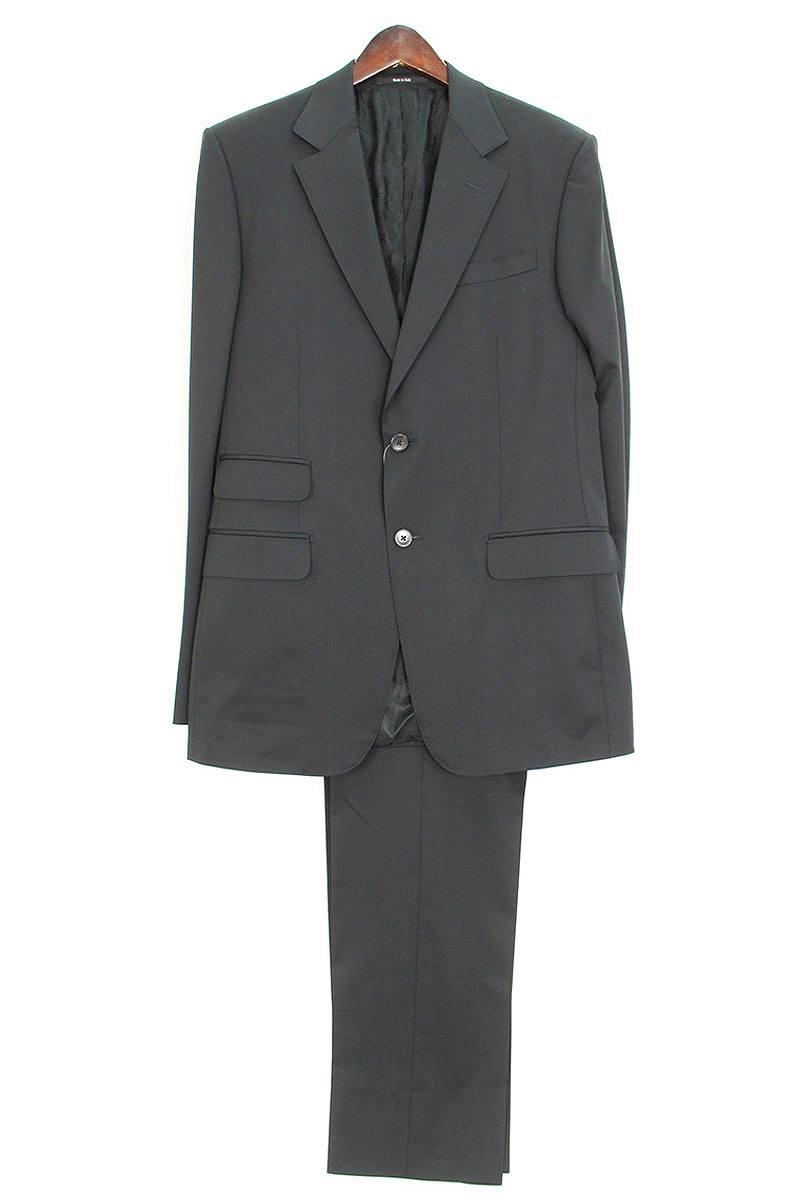 グッチ GUCCI ノッチドラペル2Bジャケットセットアップスーツ