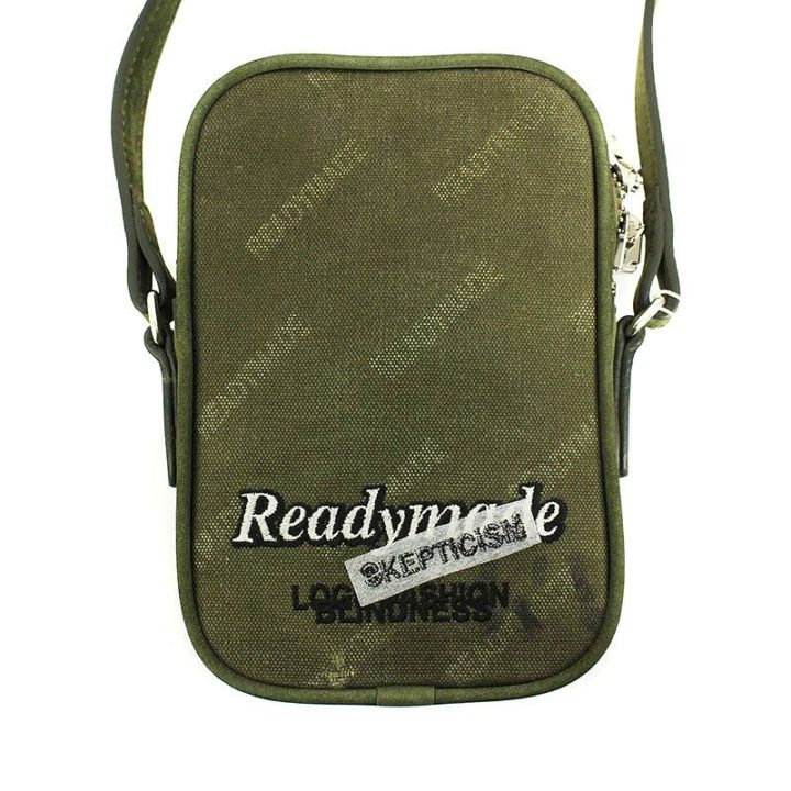レディメイド READYMADE NANO SHOULDER BAG ヴィンテージファブリックショルダーバッグ