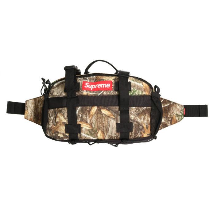 シュプリーム SUPREME Waist Bag ボックスロゴナイロンウエストバッグ