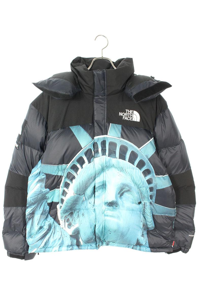 シュプリーム SUPREME × ノースフェイス THE NORTH FACE Statue of Liberty Baltro Jacket 自由の女神バルトロダウンジャケット