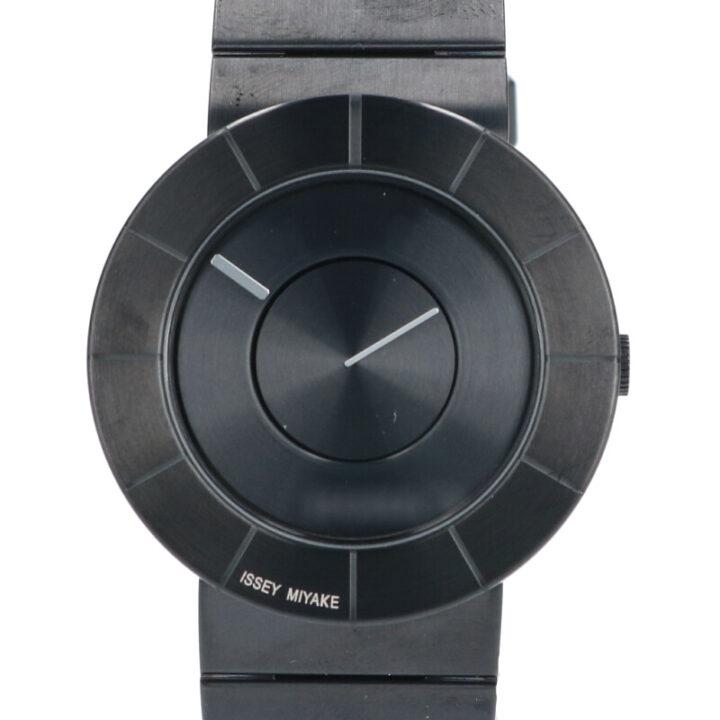 イッセイミヤケ ISSEY MIYAKE × セイコー SEIKO VJ20-0010 クォーツ腕時計