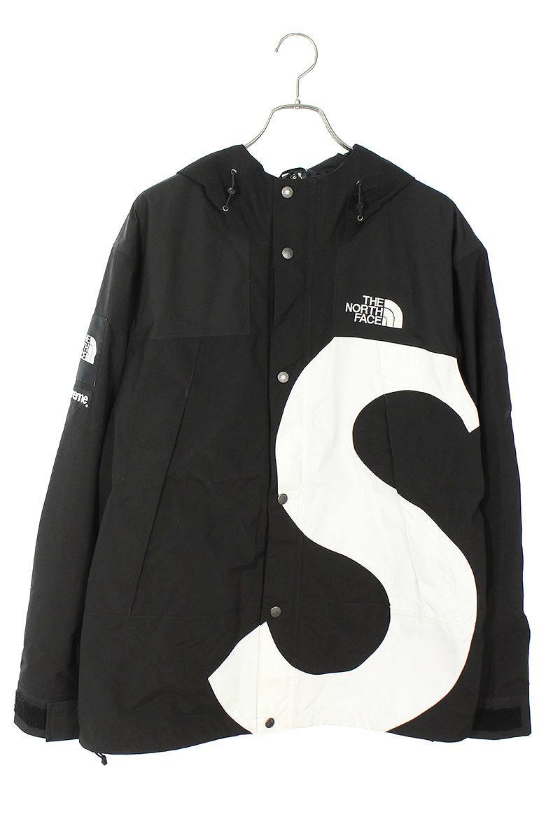 シュプリーム SUPREME × ノースフェイス THE NORTH FACE S Logo Mountain Jacket Sロゴマウンテンジャケットブルゾン