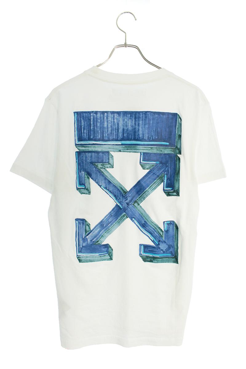 オフホワイト OFF-WHITE MARKER S/S TEE OMAA027E20JER005 マーカーショートスリーブTシャツ