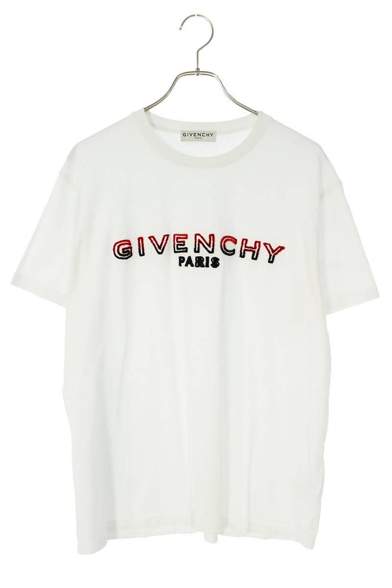 ジバンシィ GIVENCHY BM70UY3002 グラデーションロゴTシャツ