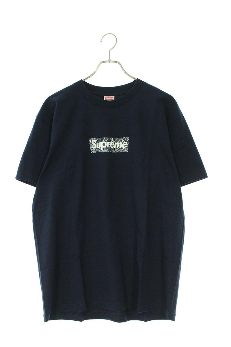 シュプリーム Supreme Bandana Box Logo Tee バンダナボックスロゴTシャツ