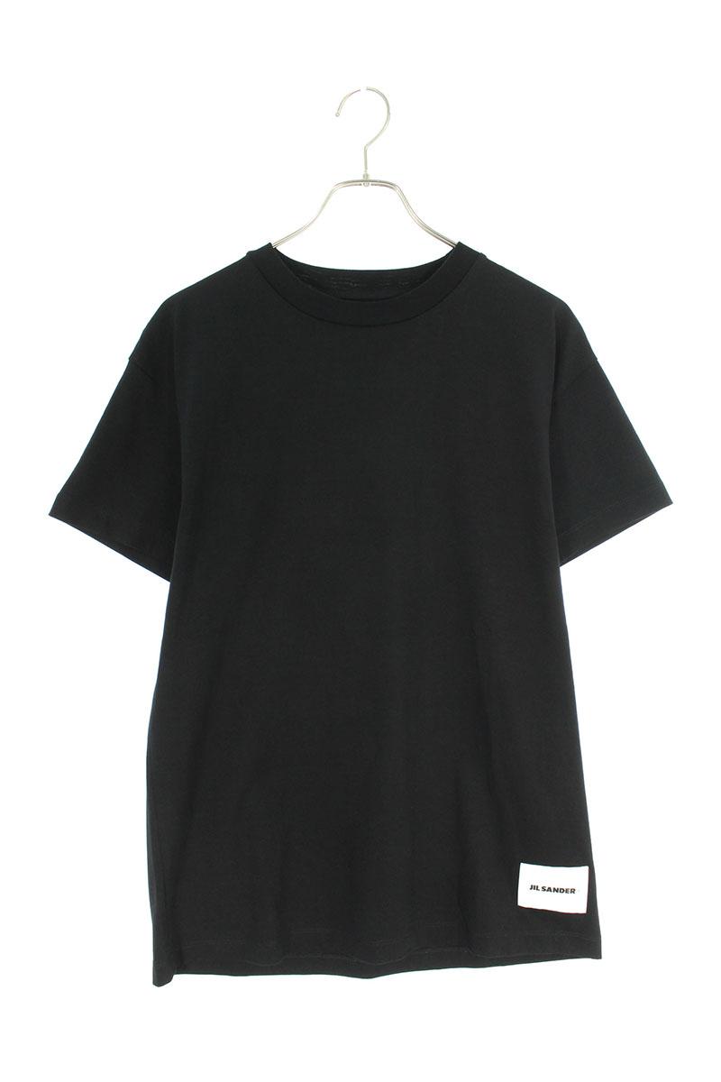ジルサンダー JIL SANDER +JPYR706590MR24880802 裾ロゴパックTシャツ