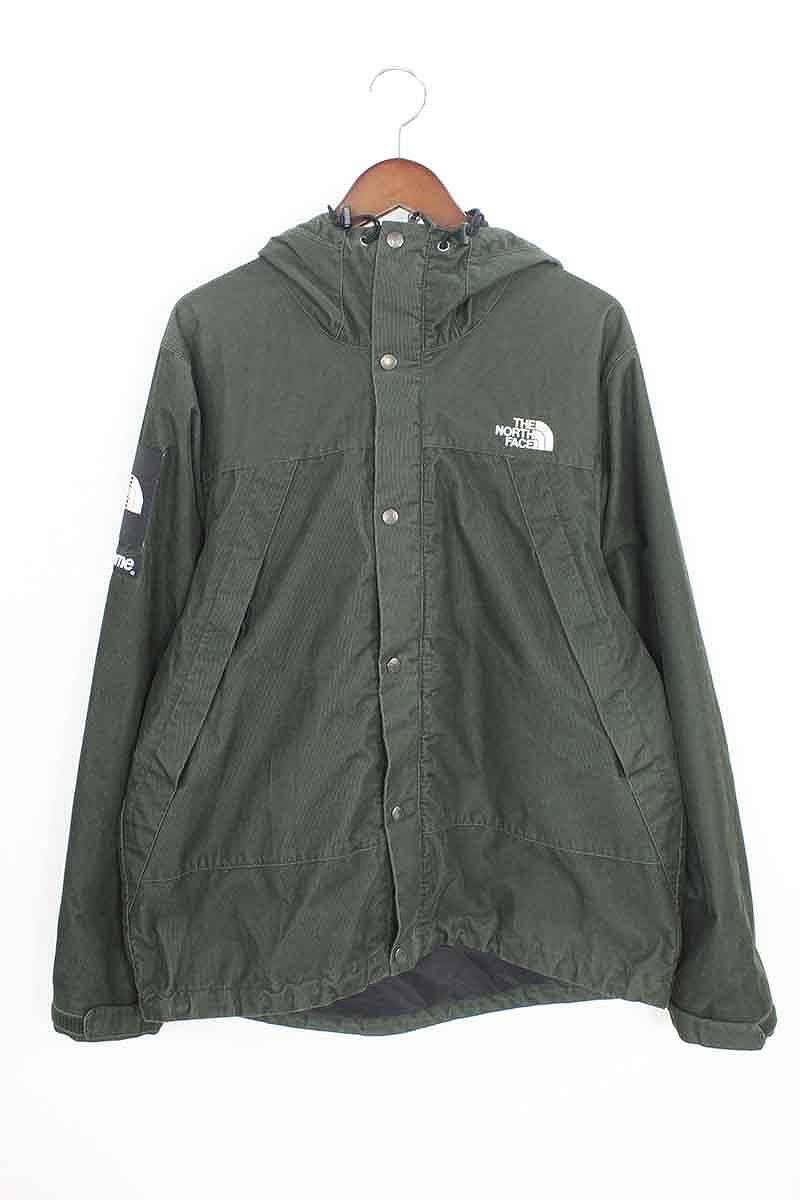 シュプリーム SUPREME × ノースフェイス THE NORTH FACE Mountain Shell Jacket シェル コーデュロイマウンテンパーカージャケット