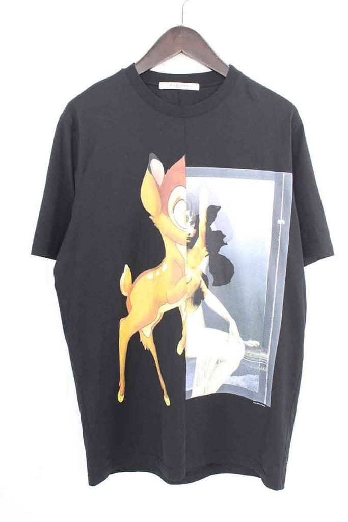 ジバンシィ GIVENCHY バンビプリントTシャツ