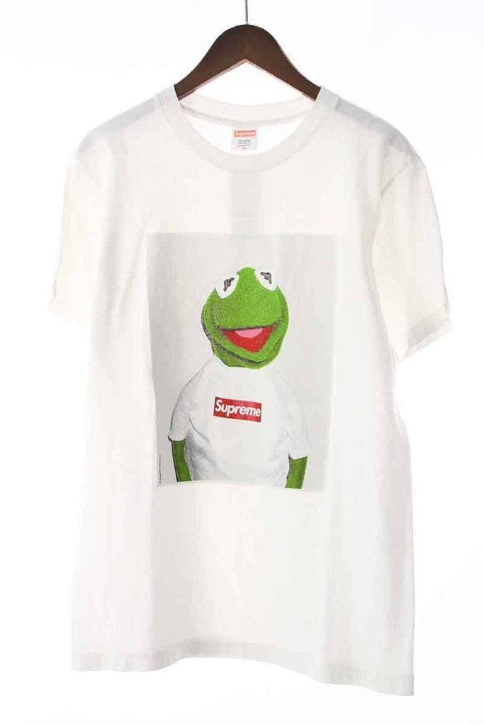 シュプリーム SUPREME Kermit Tee カーミットフォトプリントTシャツ