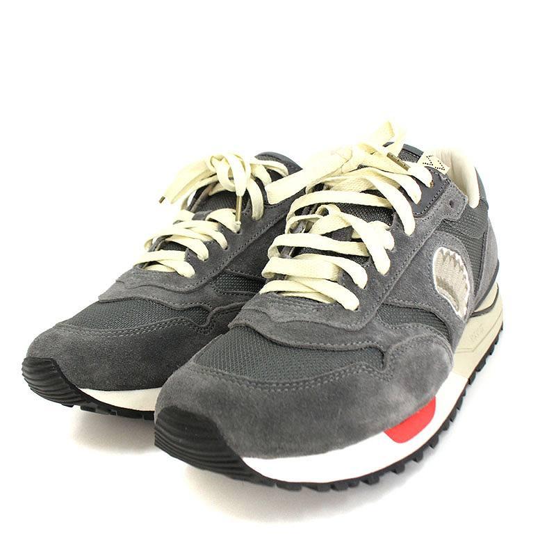 ビズビム VISVIM Roland jogger 0118301001003 ローランドジョガースニーカー