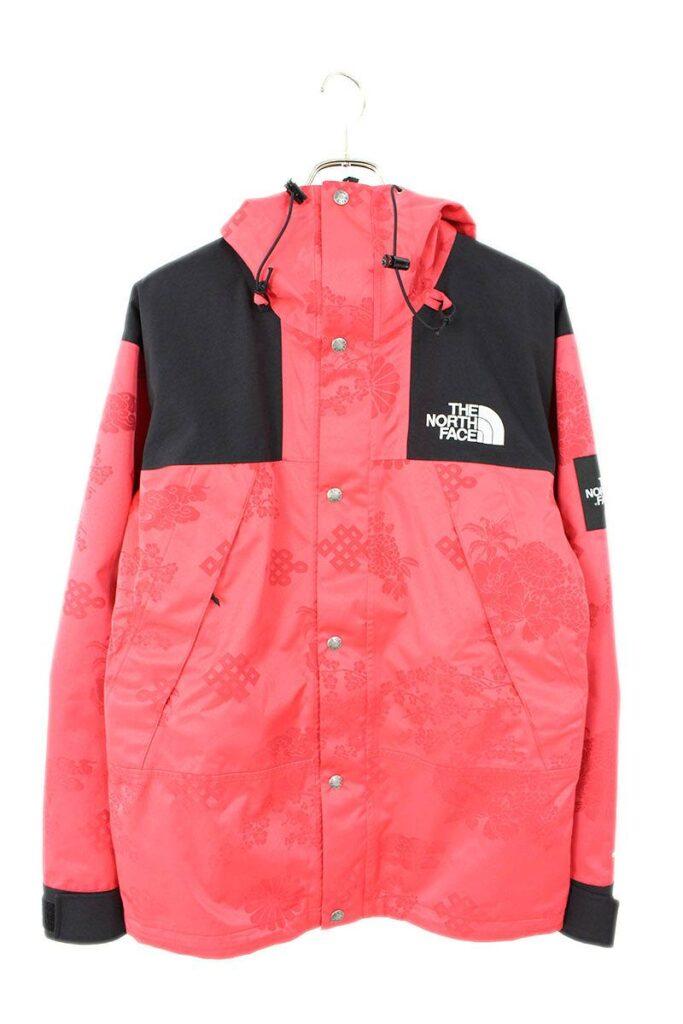 ノースフェイス THE NORTH FACE Nordstrom Jacquard Mountain Jacket ノードストロームジャガード刺繍マウンテンパーカージャケット