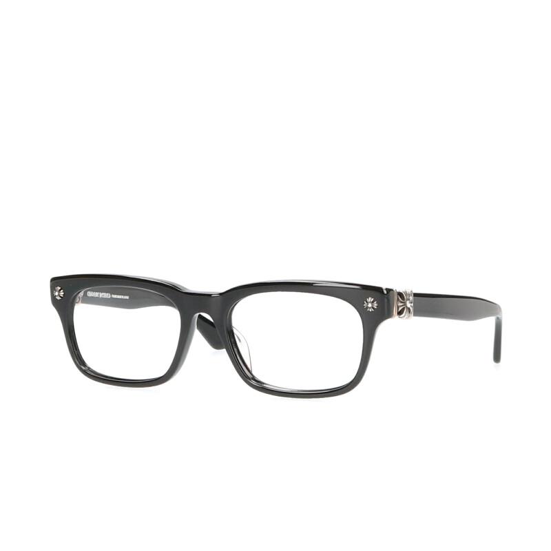 クロムハーツ Chrome Hearts VAGILANTE CHプラステンプルウェリントン眼鏡