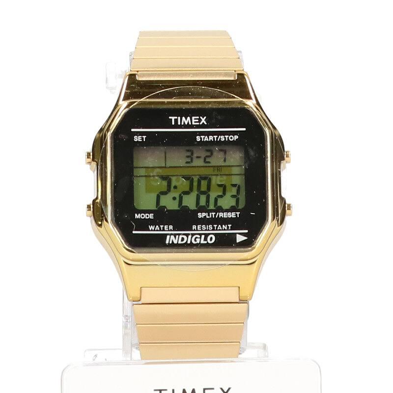 シュプリーム SUPREME × タイメックス TIMEX Supreme/Timex Digital Watch ボックスロゴデジタル腕時計
