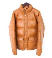 有名人着用モデル 07年 レザーダウンジャケット