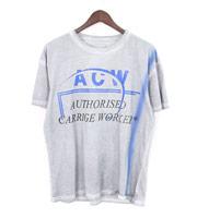 【18SS】ロゴプリント オーバーサイズTシャツ