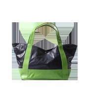 ×UOMO 5周年記念 バイカラーレザートートバッグ