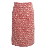 ウールロング丈スカート