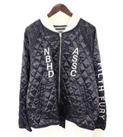 ×ネイバーフッド【18SS】 バック刺繍スーベニアジャケット