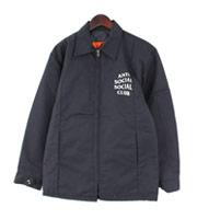 【17SS】フルロゴプリントジャケット