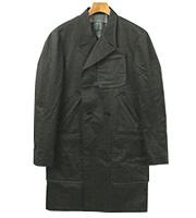 フロントポケットコート