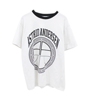 ×STORM プリントTシャツ