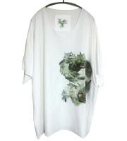 オーバーサイズ ビッグTシャツ