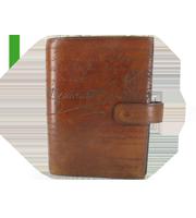 カリグラフィシステム手帳カバー