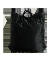 2WAYナイロンヘルメットハンドバッグ