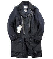 N-3B型中綿コート