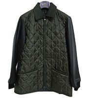 xラベンハム キルティングジャケット
