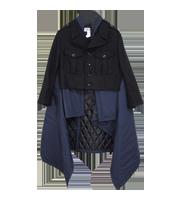 2014AW ポンチョドッキングジャケット