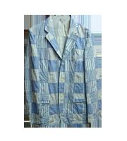 09SS クレイジーパッチワーク ジャケット