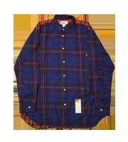 15AW ×SUPREME チェックシャツ