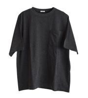 裏毛ポケットTシャツ