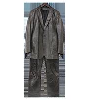 ピークドラペル1Bセットアップスーツ